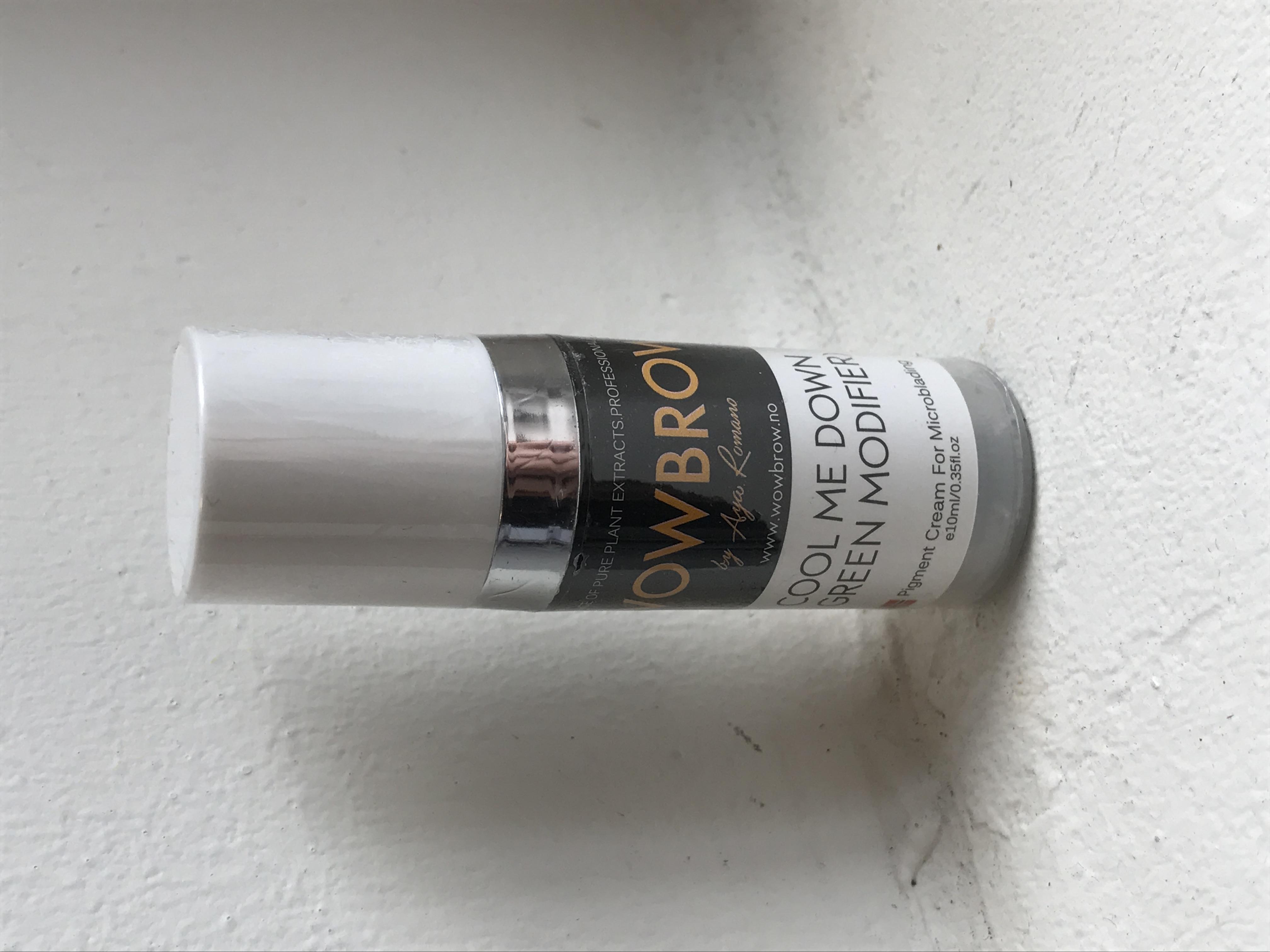 Microblading Pigmenter - Permanent makeup - modifier
