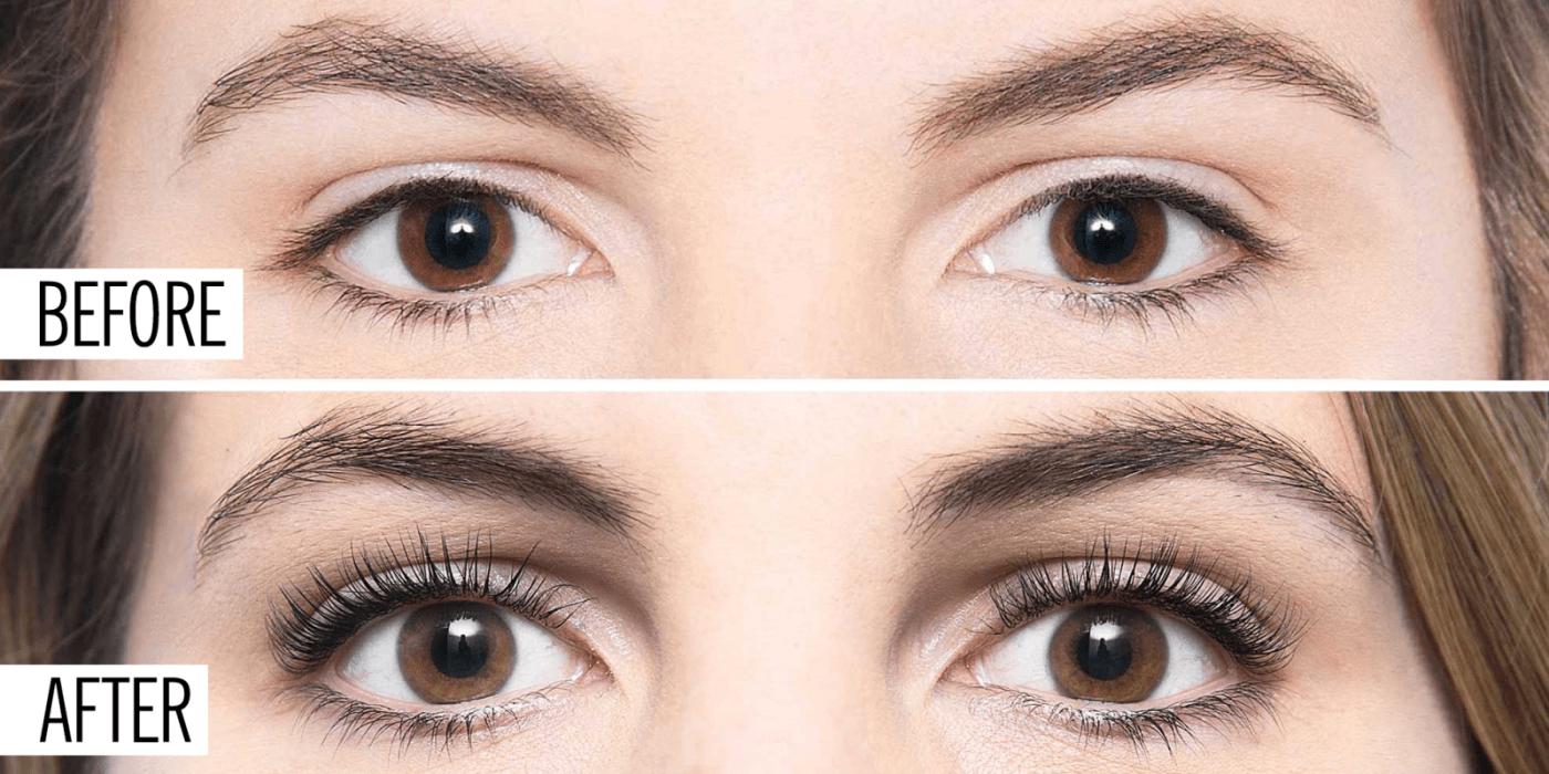 wowbrow serum før og etter